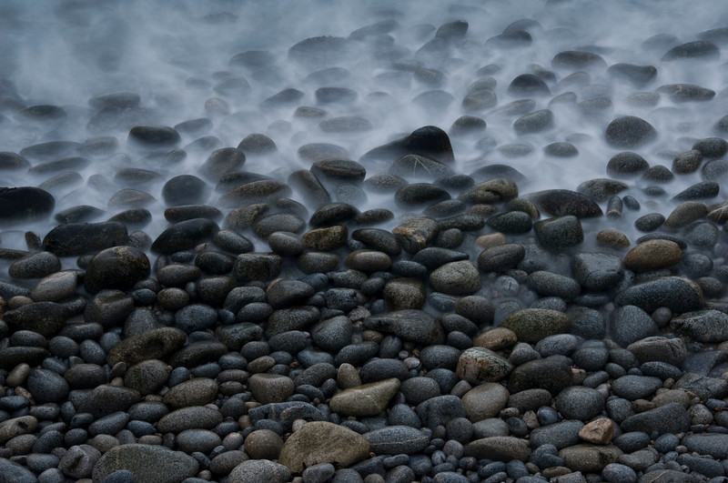 boulders & surf