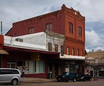 I.O.O.F. Building in Jackson