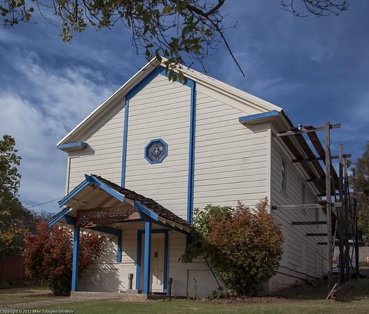 Masonic Lodge in Plymouth