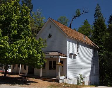 Masonic Lodge at Malakoff Diggins Townsite-9519