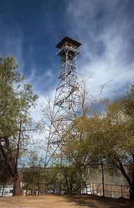 Watch tower at Preston Castle