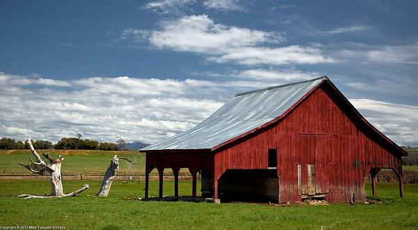 Barn at Highway 49
