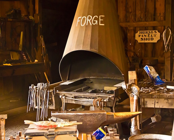 The Forge in Columbia
