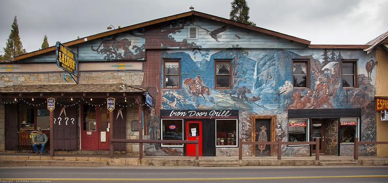 Iron Doors Saloon in Groveland, CA