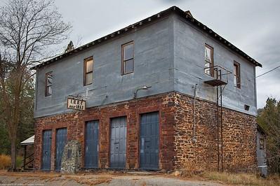I.O.O.F Building in Big Oak Flat