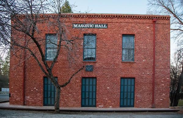 Masonic Lodge in Columbia
