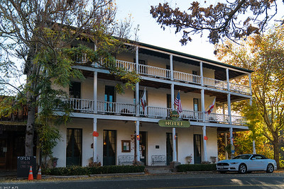 St. George Hotel in Volcano, CA