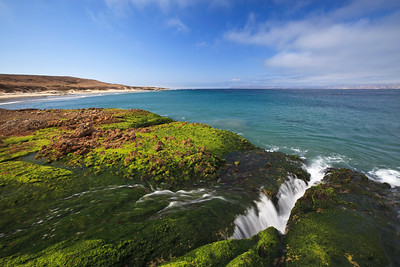 Channel Islands National Park - East Point, Santa Rosa Island.