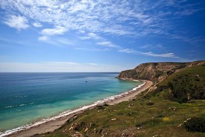 Channel Islands National Park, Santa Cruz Island - Yellowbanks Cove