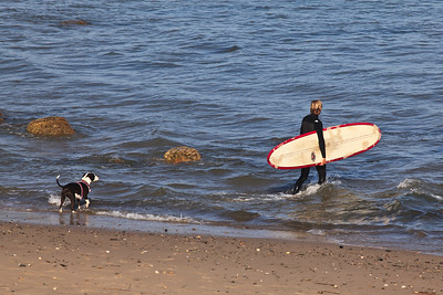 Goleta - Surfer, Coal Oil Point