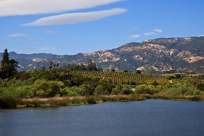 Goleta - Lake Los Carneros