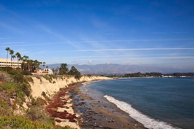 Goleta - Coastline near USCB