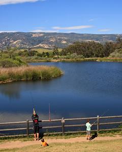 Goleta - Lake Los Carneros City Park