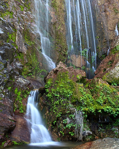 Los Padres National Forest - Rose Falls