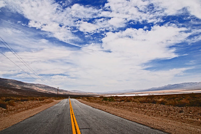 Road To Trona