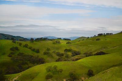 (67) Livermore CA Hills - Ridgeline Trail (EBRP-Del Valle)