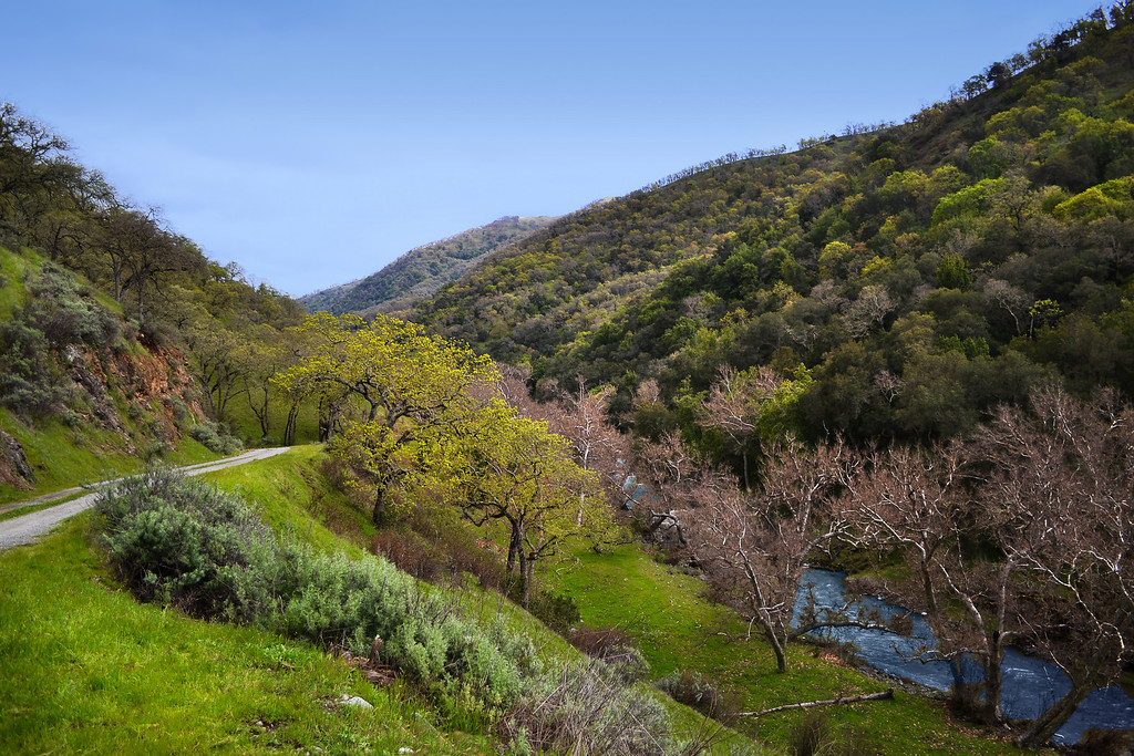 Calaveras Creek by Little Yosemite<br /> (EBRP-Sunol Regional Wilderness)