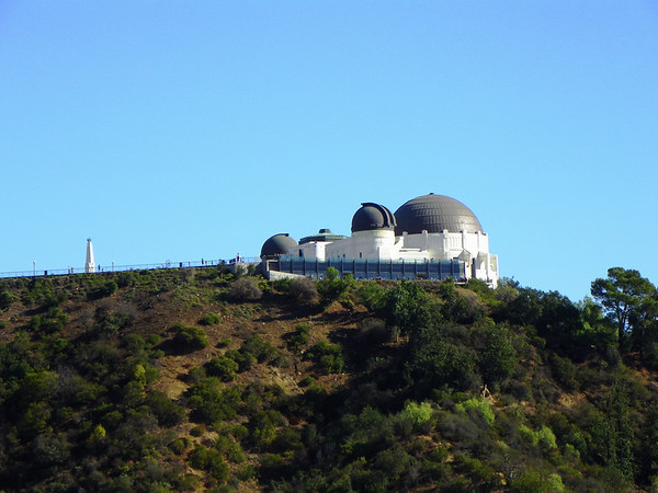 The Observatory at Griffith Park was built in 1939 on property and with funding from the estate of Griffith J. Griffith
