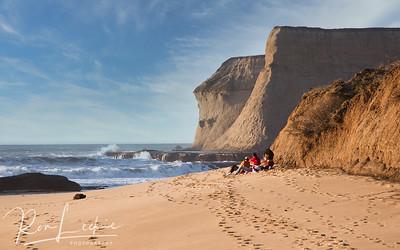 Martin's Beach, Half Moon Bay