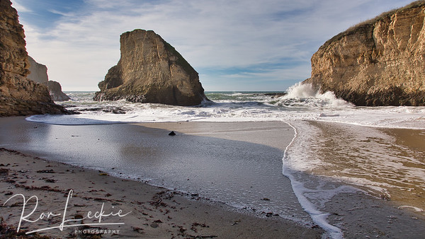 Shark Fin Cove, Davenport