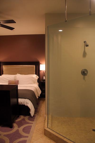 Healdsburg California, Two-Thirty-Five, Bedroom & Shower