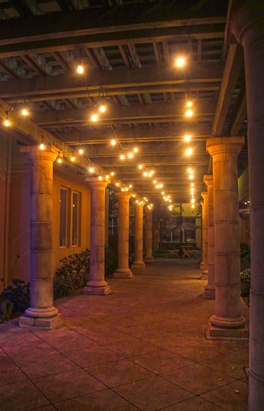 Healdsburg California, Romantic Corridor