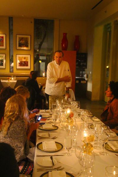 Healdsburg California, Dry Creek Kitchen, Executive Chef Charlie Palmer