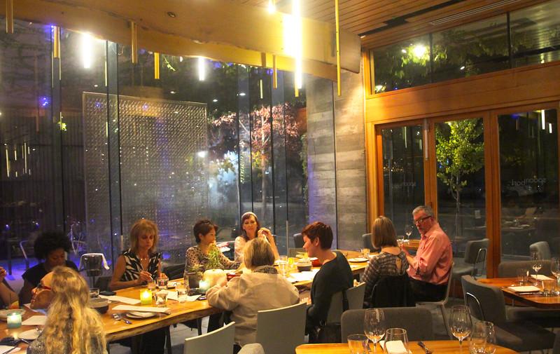 Healdsburg California, Spoonbar! Diners