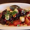 Healdsburg California, Willi's Seafood, Beet & Goat Cheese Salad