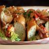 Healdsburg California, Willi's Seafood, Lobster Roll