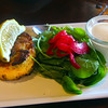 Healdsburg California, Willi's Seafood, Crab Cakes