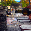 Quivira Wineyards, Winetasting in Garden