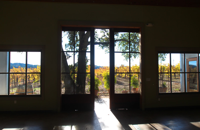Soda Rock Winery, View From Special Events Vintage Barn