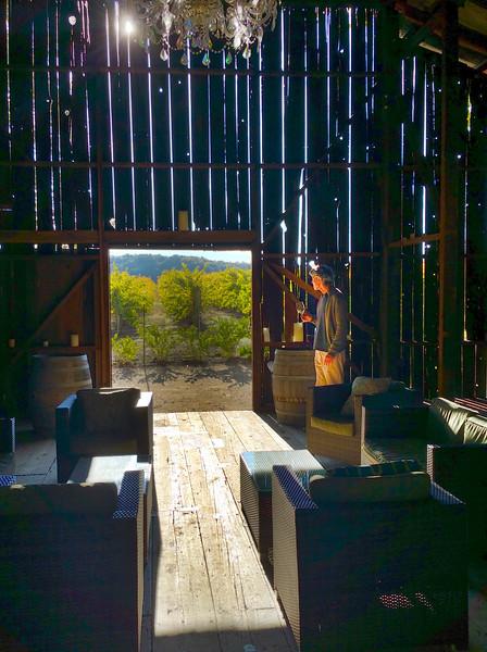 Soda Rock Winery, Historic Barn & Special Events Area