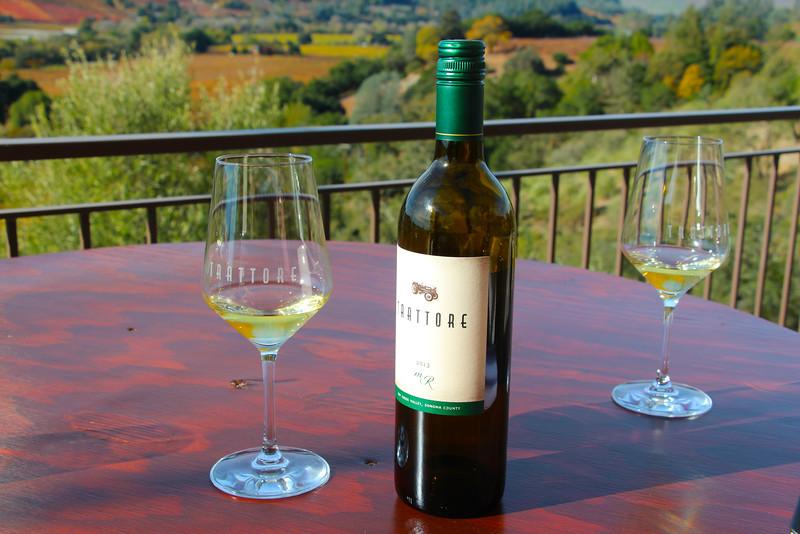 Trattore Farms, Winetasting