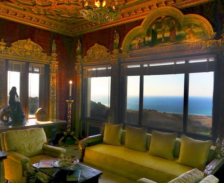 View on Ocean from Guest Villa, Casa del Mar