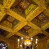 Hearst Castle, Third Floor Bedroom Ceiling