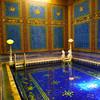 Hearst Castle, Roman Pool Mosaics