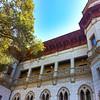 Hearst Castle, Casa Grande, South Side