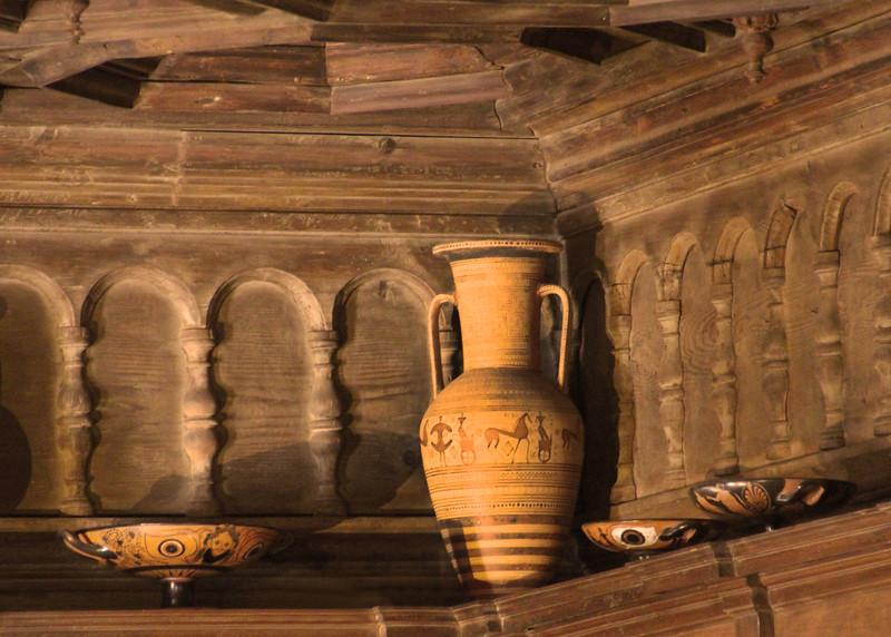 Hearst Castle, Ancient Greek Vessels
