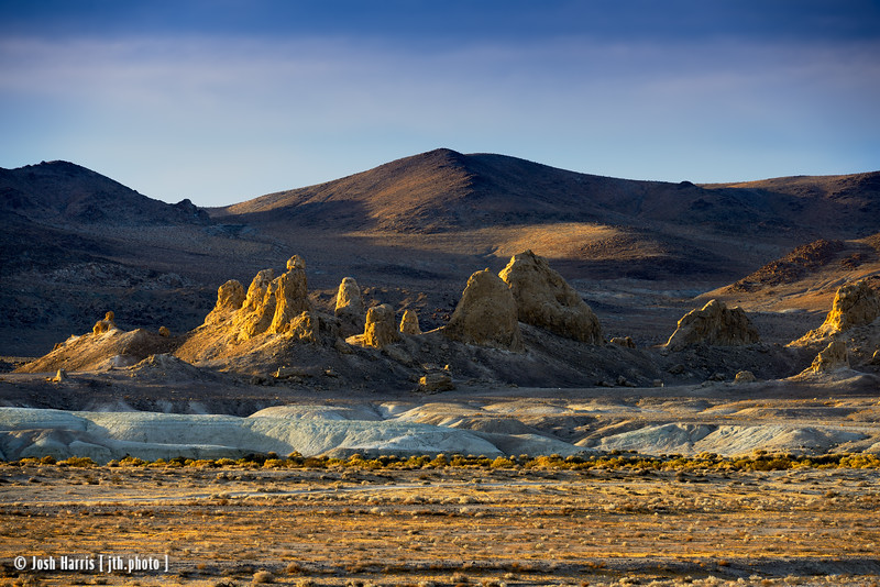 Trona Pinnacles, November 2017.
