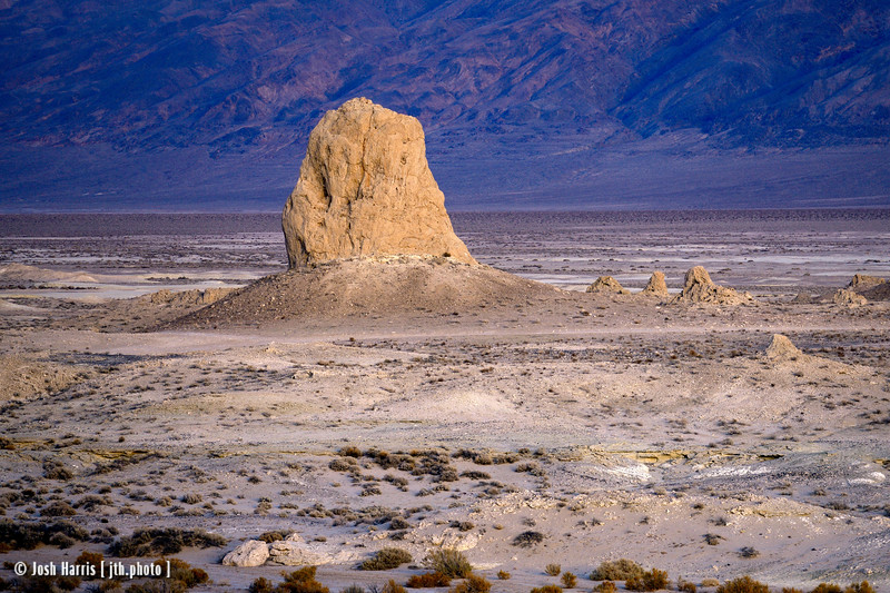 Trona Pinnacles, January 2017.