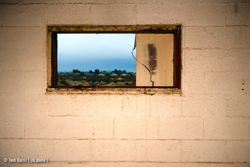 Adelanto, California, Mojave Desert, November 2013.