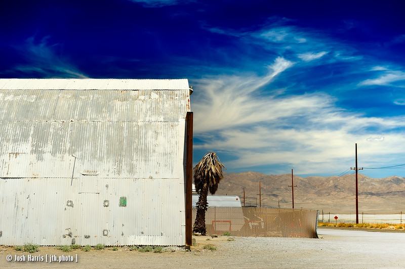 Trona Road, Trona, California, May 2014.