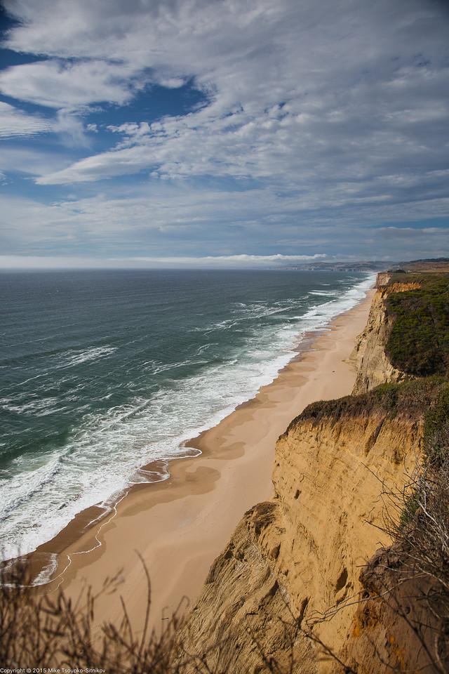 Pacific Coast near San Gregorio