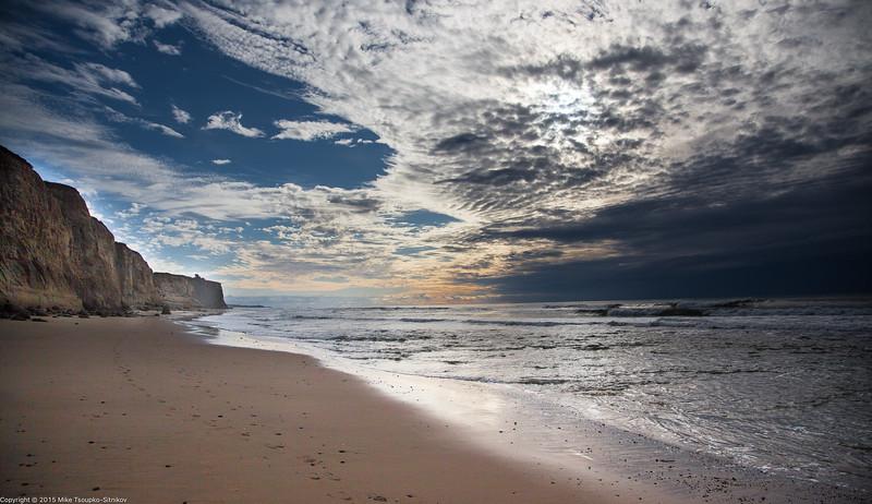 Pomponio Beach