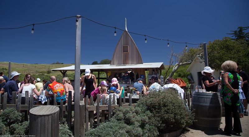 Hog Island Oyster Company Restaurant