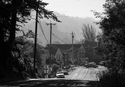 Highway 1, Olema, California