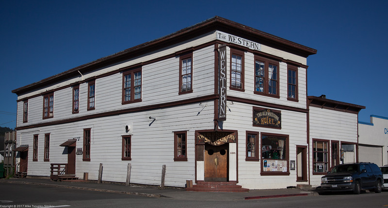 The Old Western Hotel, Point Reyes Station, CA