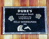 Duke's Restaurant  is dedicated to the memory of Kelli Winkelman